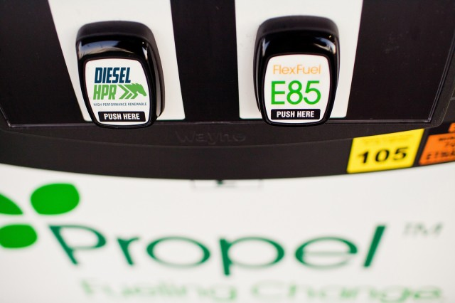 Propel Fuels rolls out High Performance Renewable Diesel fuel in 18 Northern California locations