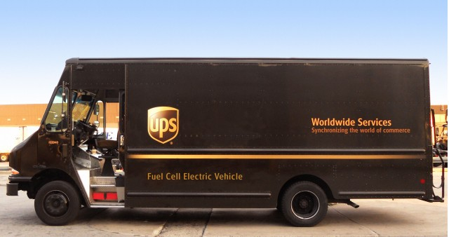 dc2f1318b6 Prototype plug-in electric delivery van with fuel-cell range extender to be  tested