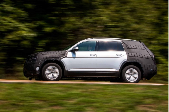 First Ride 2018 Volkswagen Atlas Prototype Page 2