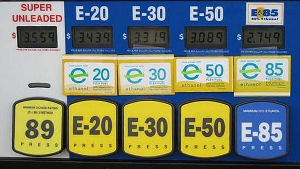 EPA OKs more ethanol in gasoline, airless tires, VW sets EV lap record: What's New @ The Car Connection