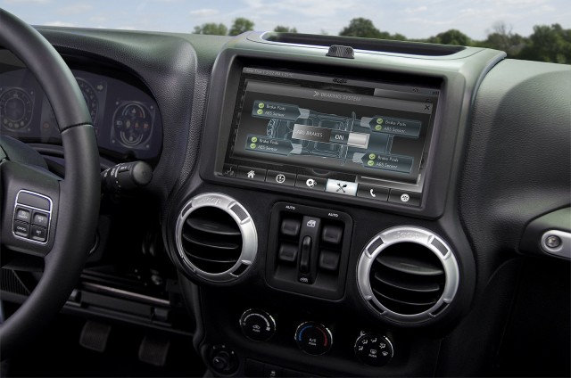 QNX CAR 2 in-car infotainment platform