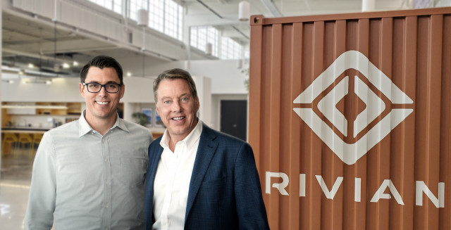 Ford pumps $500M into electric-car startup Rivian