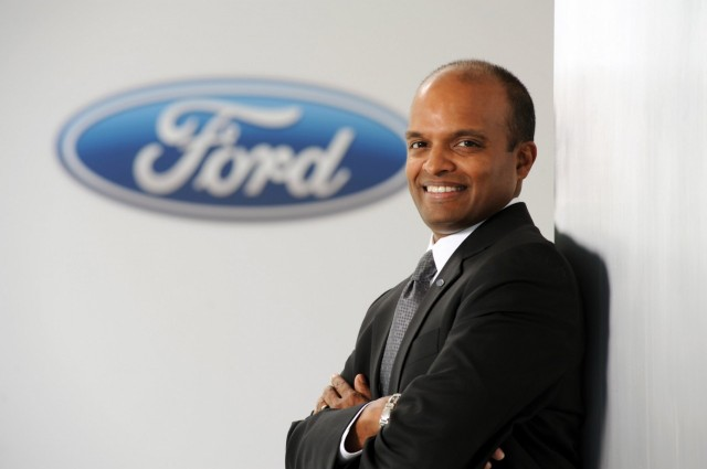 Raj Nair  Executive Vice President of Ford North America