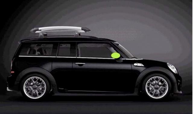 Rally Edition Mini Clubman S leak