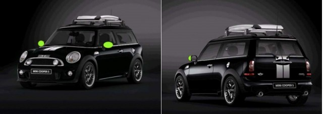 Rally Edition MINI Clubman S