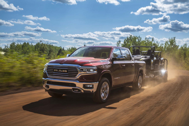 Power Efficiency Reality All Catch Up With 2020 Ram 1500 Ecodiesel