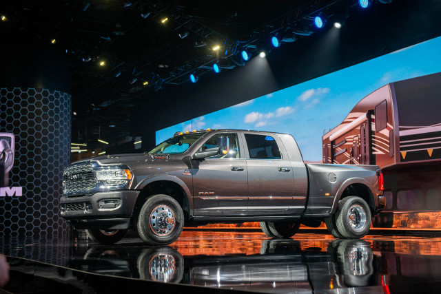 2019 Ram Heavy Duty pickup truck will cost $35,090 to start