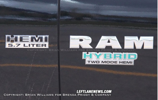 Ram Hybrid Badge