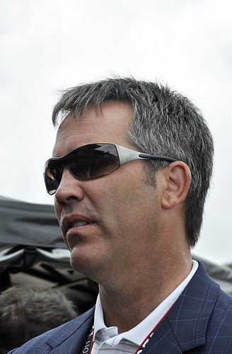 Randy Bernard needs to firmly take the reins at INDYCAR. Photo: Anne Proffit