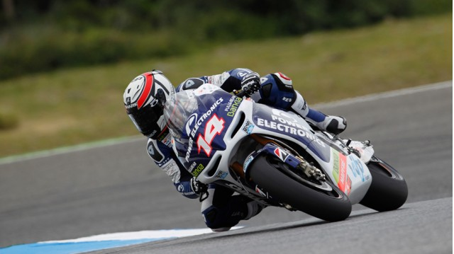 Randy de Puniet photo courtesy MotoGP