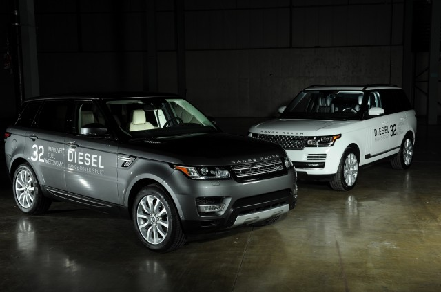 2016 Land Rover Range Rover And Range Rover Sport sel Pricing
