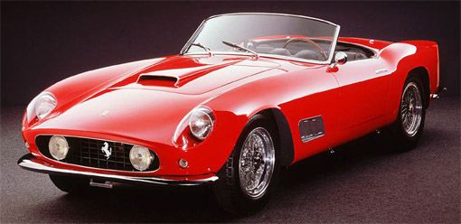 Rare collection of Ferraris to be auctioned at Maranello factory