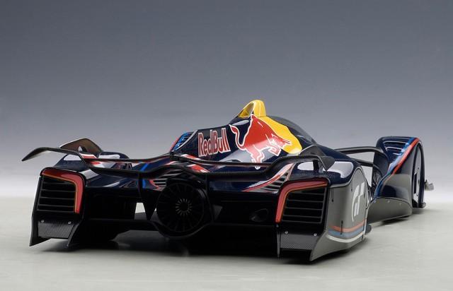 Red Bull X2014 Fan Car for Gran Turismo 6