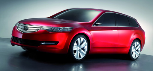 Redesigned Acura TSX and TL arriving next year