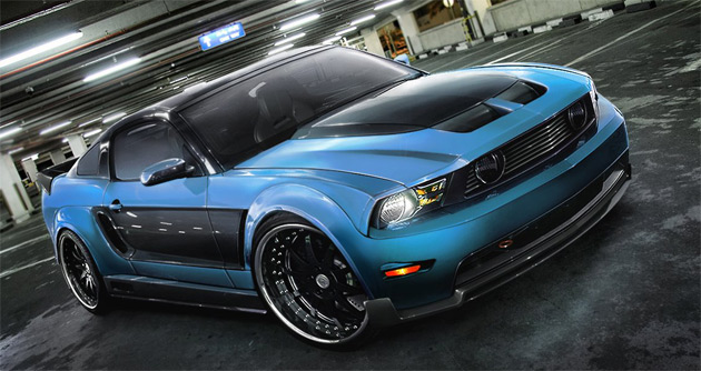 Randall Reed Ford >> Reed Speed teams up with Artisan to create 700hp Ford Mustang