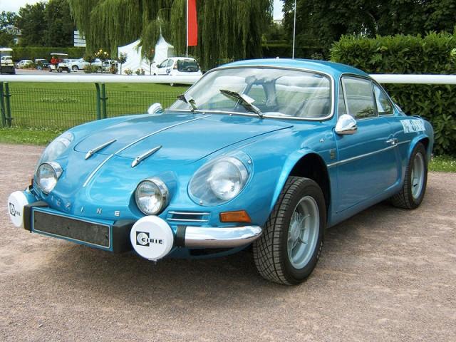 Renault Alpine A110 Berlinette