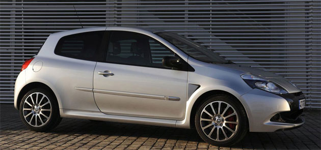 The Renaultsport variant of the Clio builds on the classic RS treatment with a new face