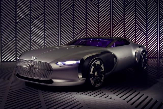 Renault concept celebrating Swiss architect Le Corbusier