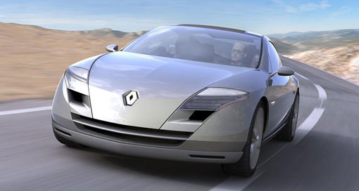Renault Developing New Laguna Coupe