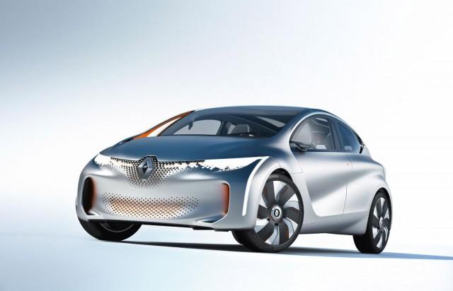 Renault EOLAB concept, 2014 Paris Auto Show