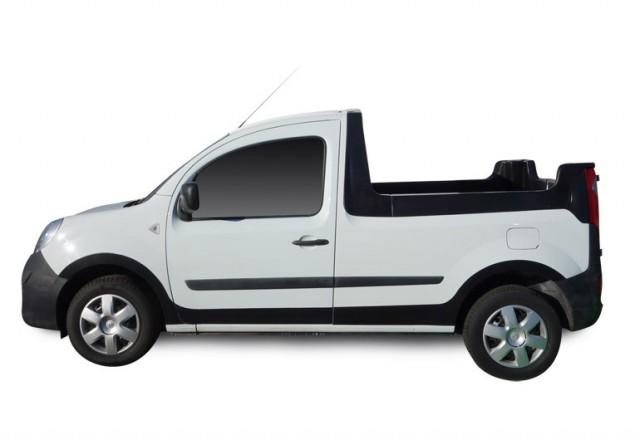 Renault Kangoo Z.E. electric pickup truck by Kollé