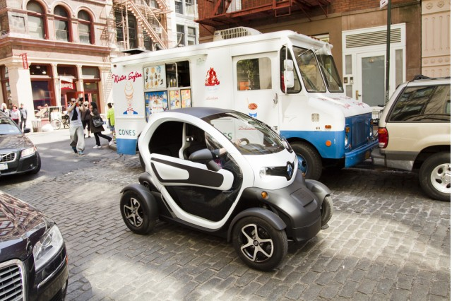Renault To Return To N America With Twizy Low Speed Electric Car