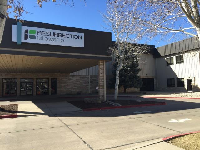 Resurrection Fellowship Church, Loveland, Colorado