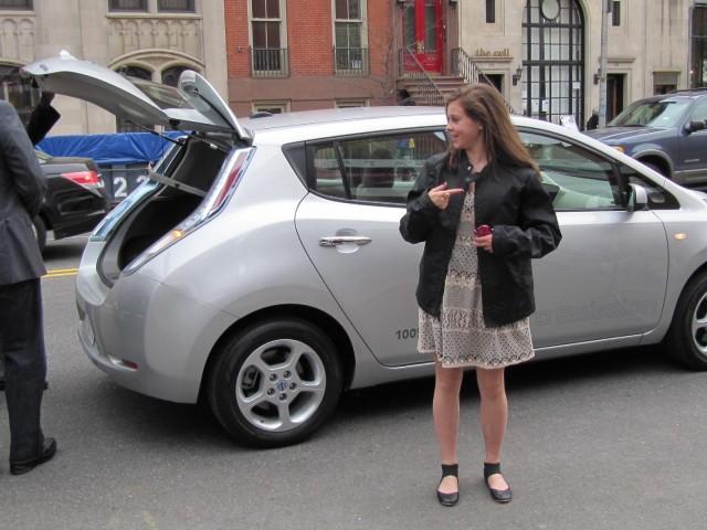 'Revenge of the Electric Car' premiere: 2011 Nissan Leaf