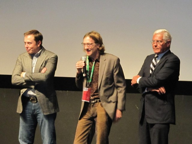 'Revenge of the Electric Car' premiere: Elon Musk, Chris Paine, Bob Lutz