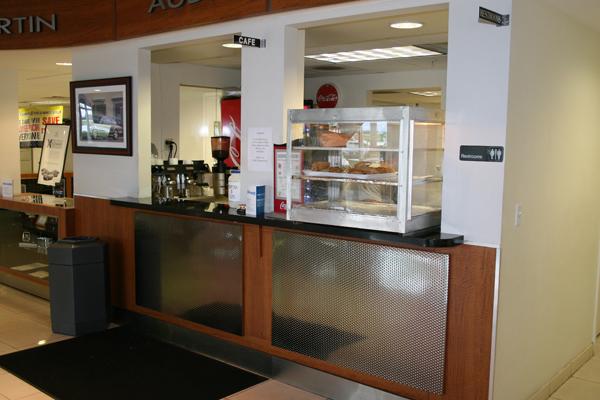 Rick Case Honda - cafe