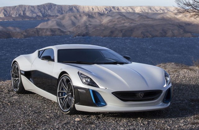 Rimac Grand Tour Beanskico
