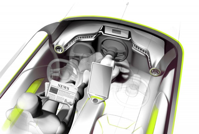 Rinspeed Budii concept, 2015 Geneva Motor Show