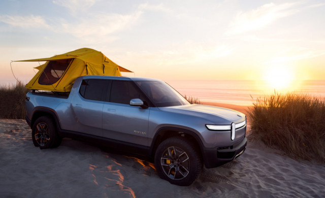 Startup electric-car builder Rivian's CEO sees a different future for dealerships