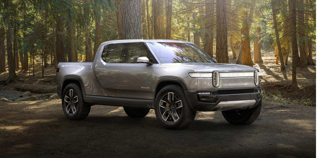 Report: Rivian plans six new models by 2025