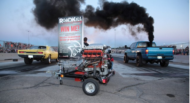 Roadkill Nights Powered By Dodge