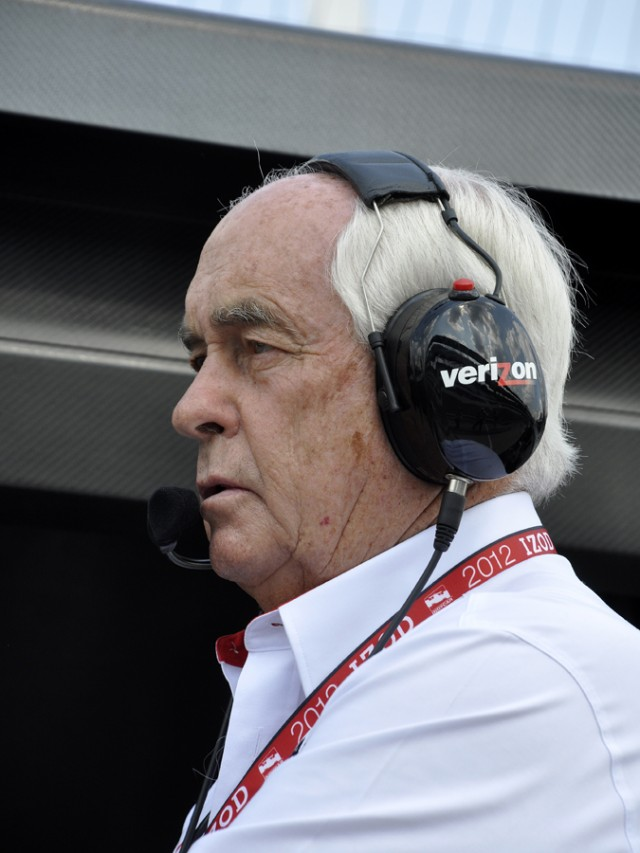 Roger Penske - Anne Proffit photo