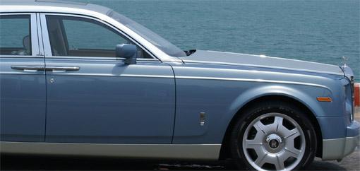 Rolls Royce Builds Limited Edition Peony Phantom