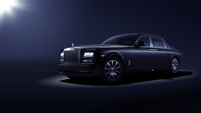Rolls Royce Celestial Phantom Brings The Night Sky To You