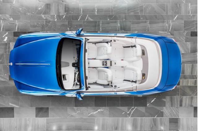 Rolls-Royce Dawn for Mr. Fux