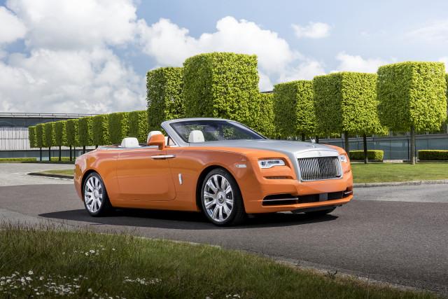 Rolls-Royce Saint-Tropez Dawn