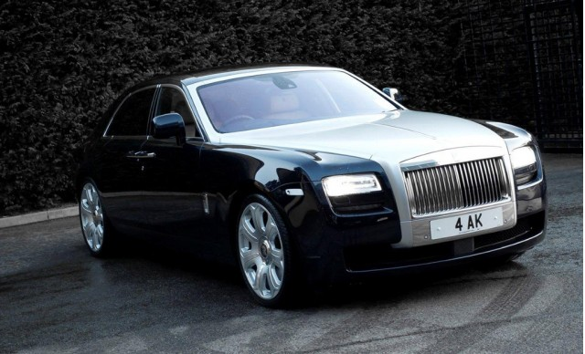 Rolls-Royce Ghost by A. Kahn Design