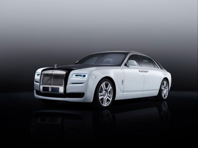 Rolls-Royce Inspired by Greats