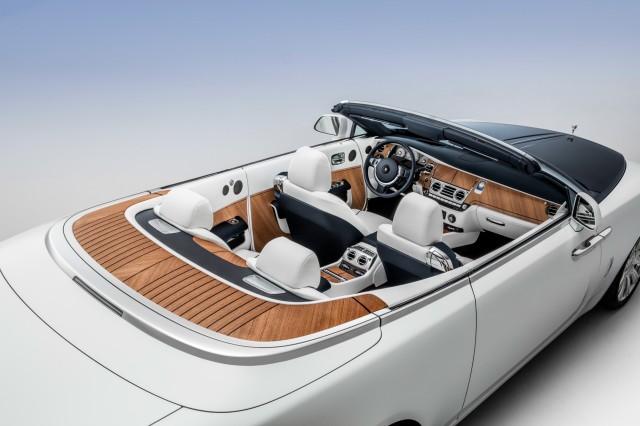 Rolls-Royce Nautical Dawn