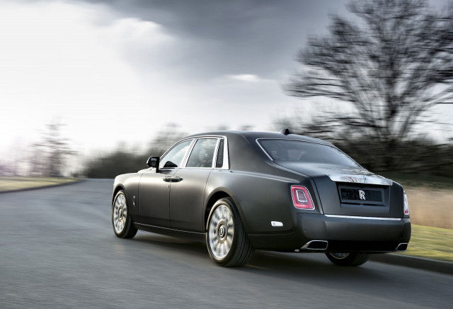 Rolls-Royce Phantom Gentleman's Tourer