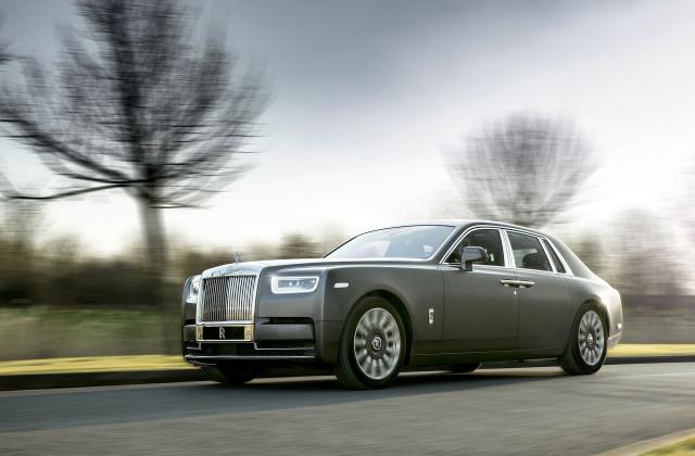 Rolls-Royce Phantom Gentleman's Tourer