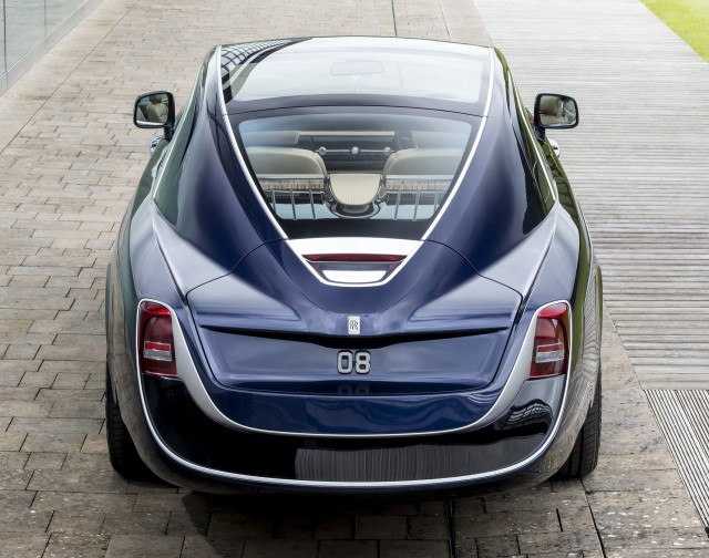 Rolls Royce Might Call Its Next One Off Vehicle The Boat Tail