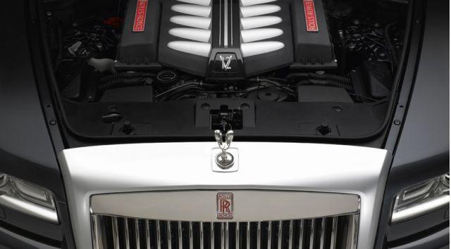 Rolls-Royce 200EX Concept Geneva