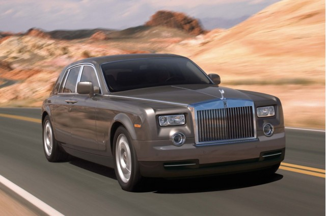2010 RollsRoyce Phantom Review Ratings Specs Prices and