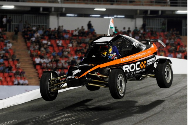 2012 ROC - Image courtesy of Race Of Champions