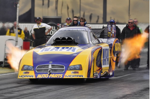 Ron Capps in action - Anne Proffit photo